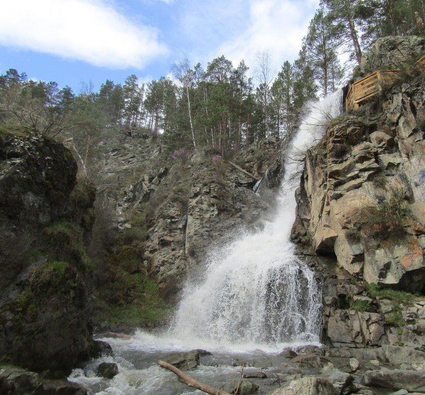 Камышлинский водопад - Galaelina ***