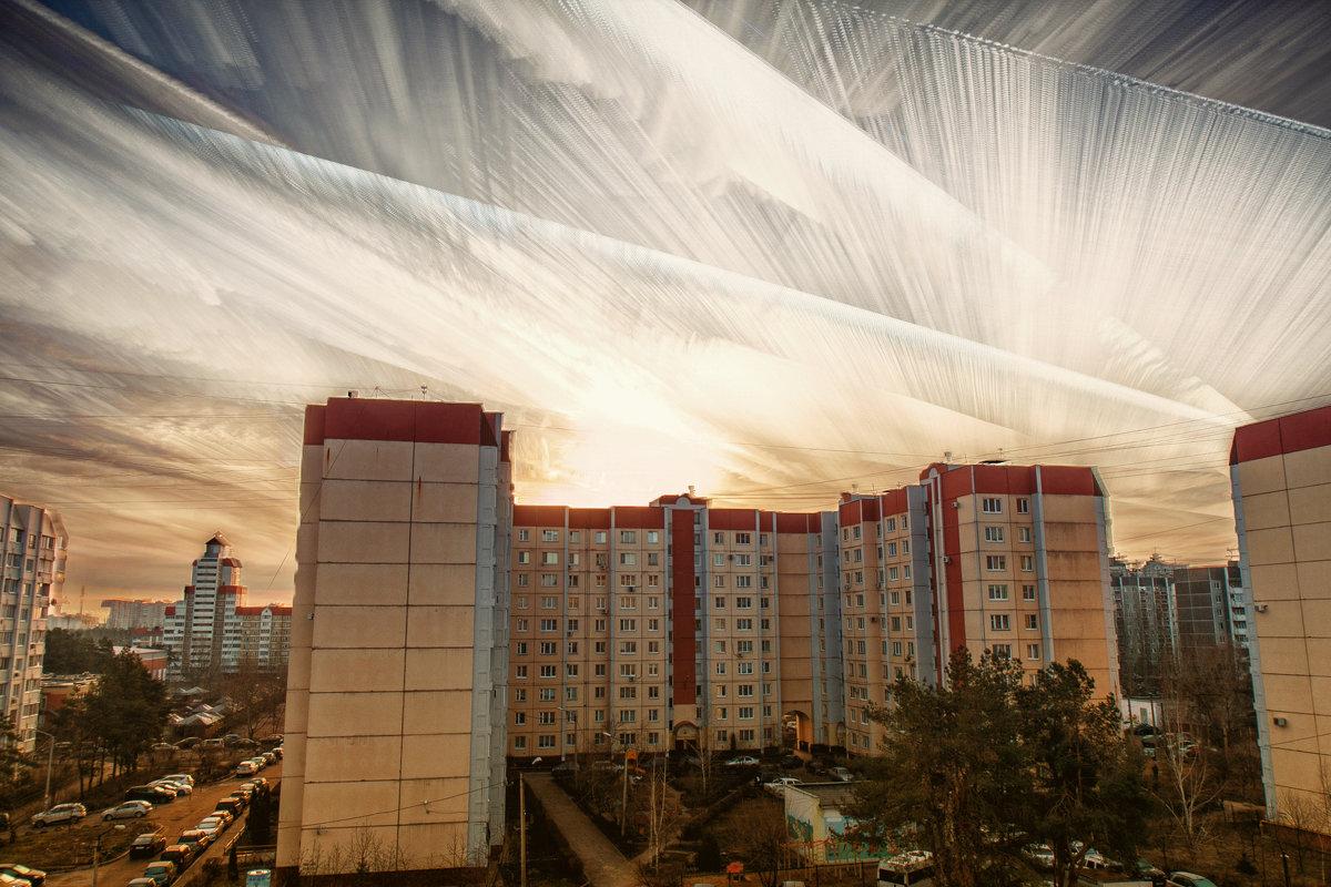 Небесные перья - Марк Шишкин