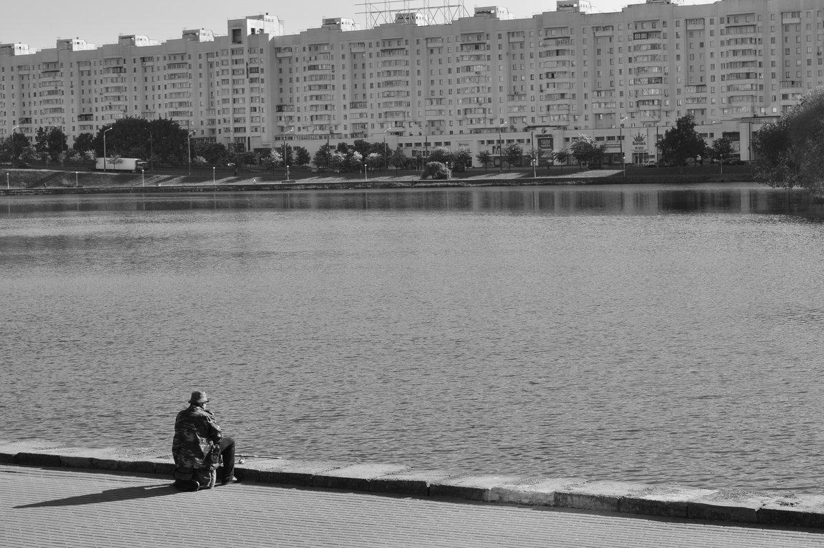 Маленький человек. - Александр Крайчик