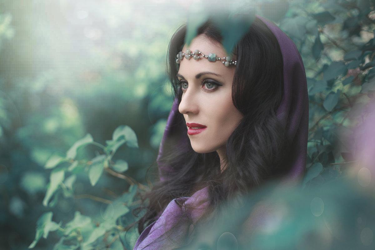 волшебница - Анастасия Позднякова