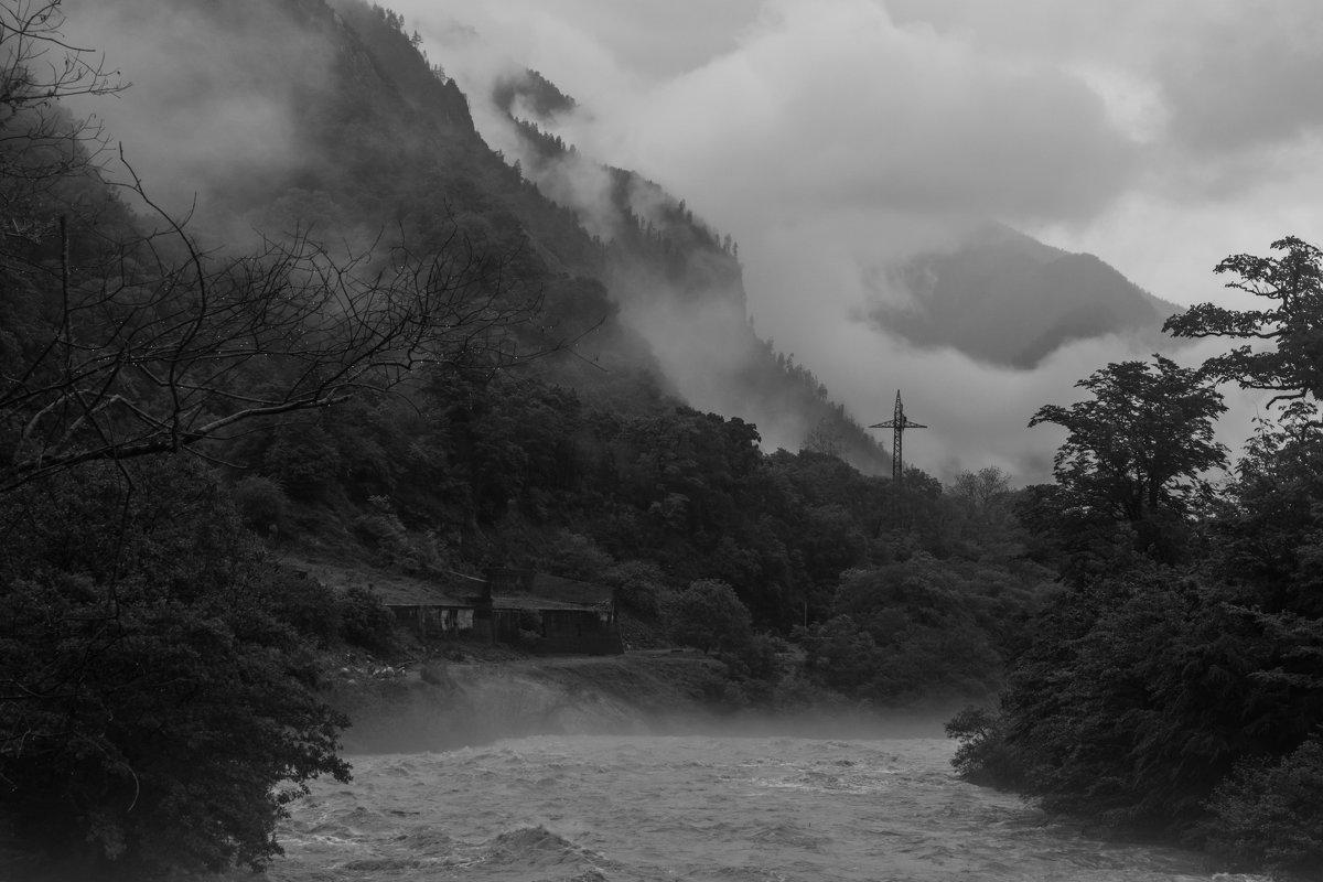 В горах Апсны - Михаил