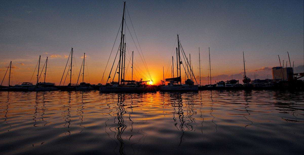 вечер в яхт-клубе - Ingwar