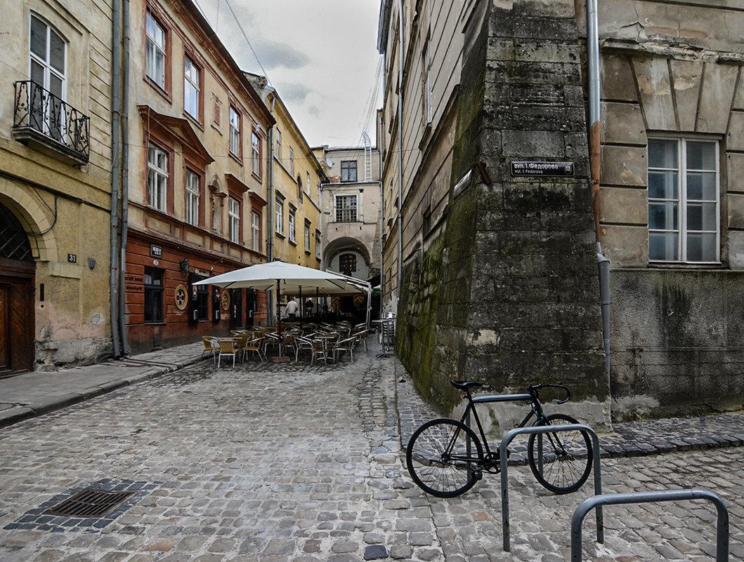 Старый город 2 - john dow