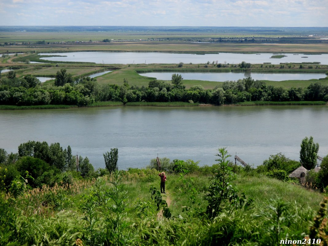 Александровские пейзажи - Нина Бутко