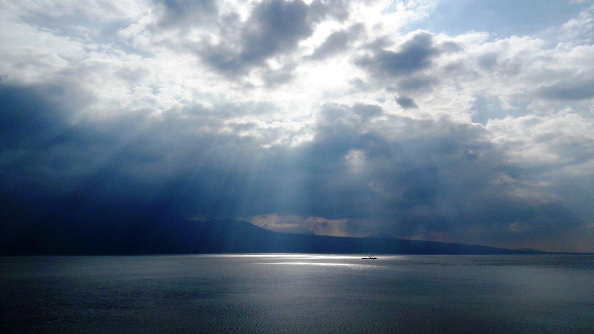Озеро в Швейцарии - Елена Глинская