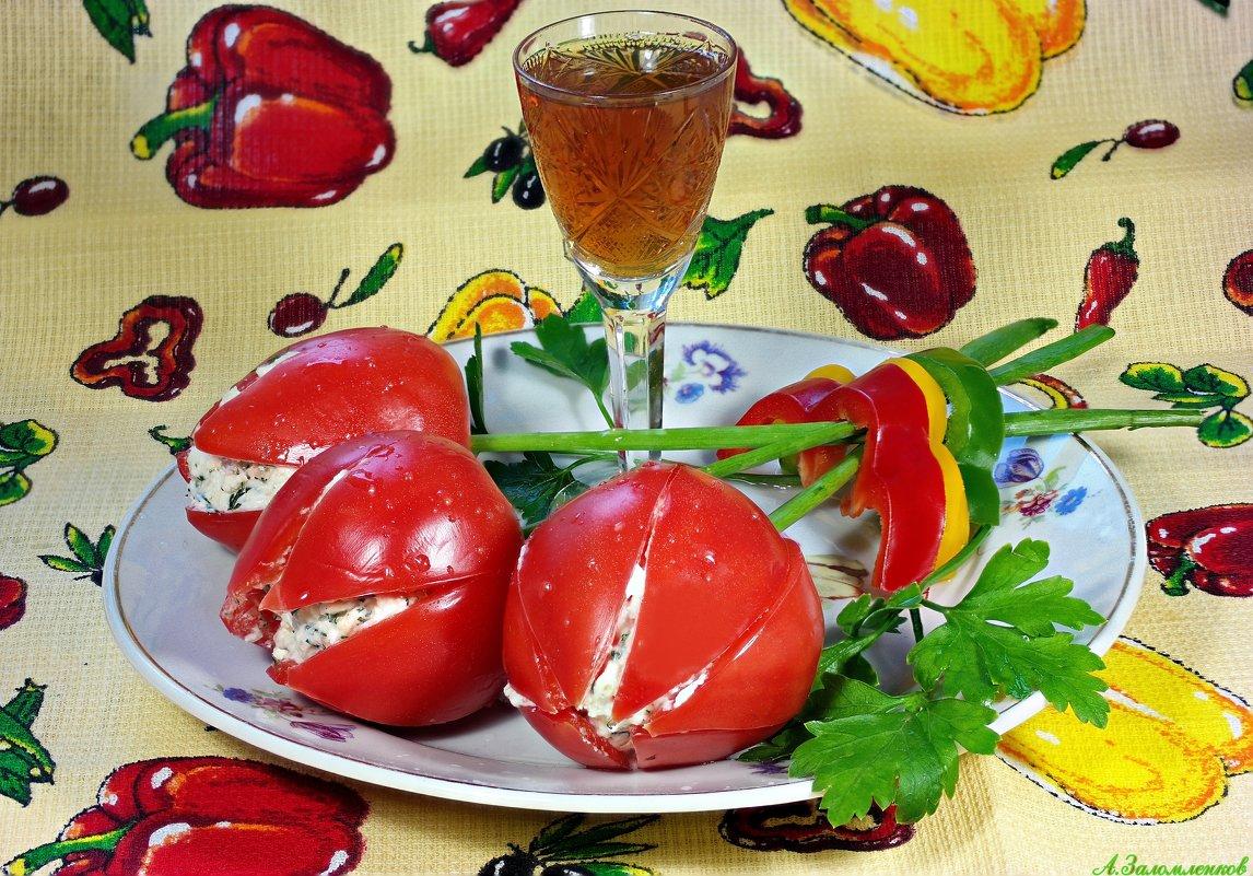 И снова про тюльпаны..:) - Андрей Заломленков