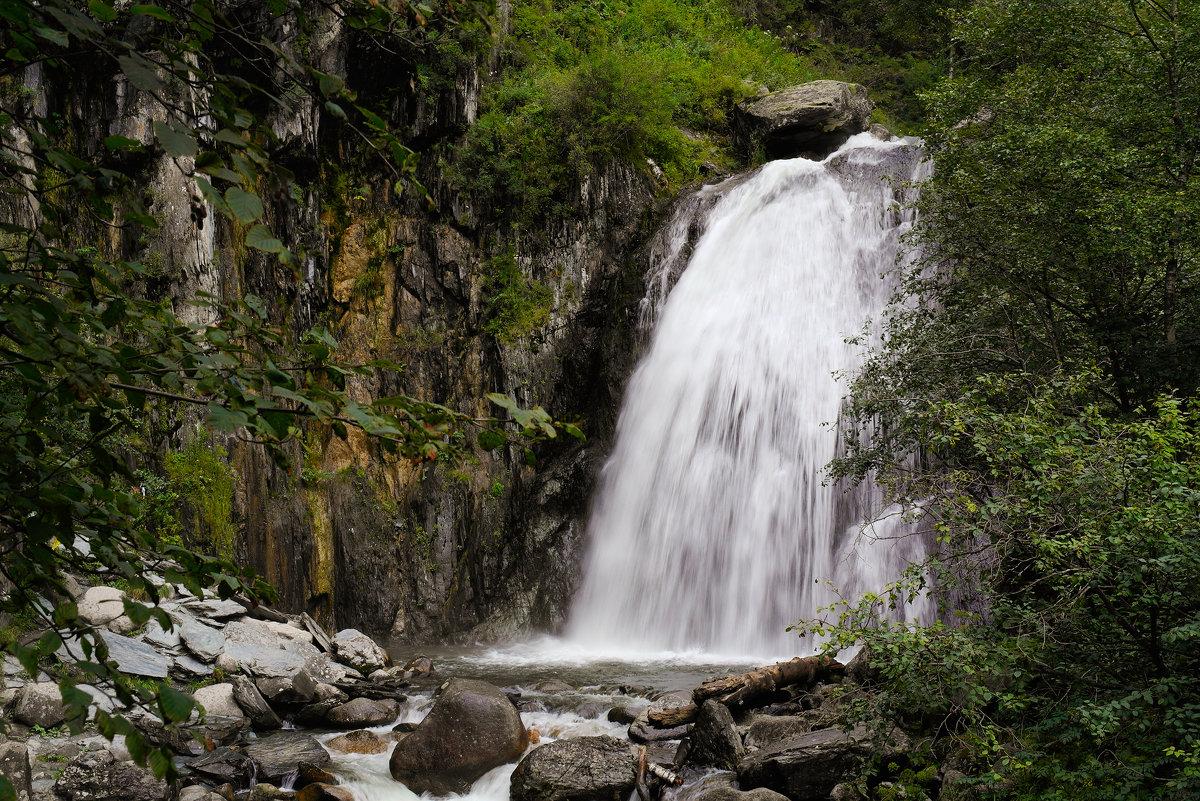 Водопад Корбу - scbi