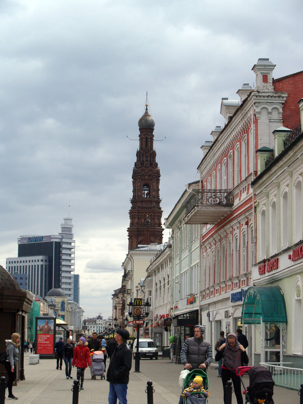 Улицы Казани - Nadejda