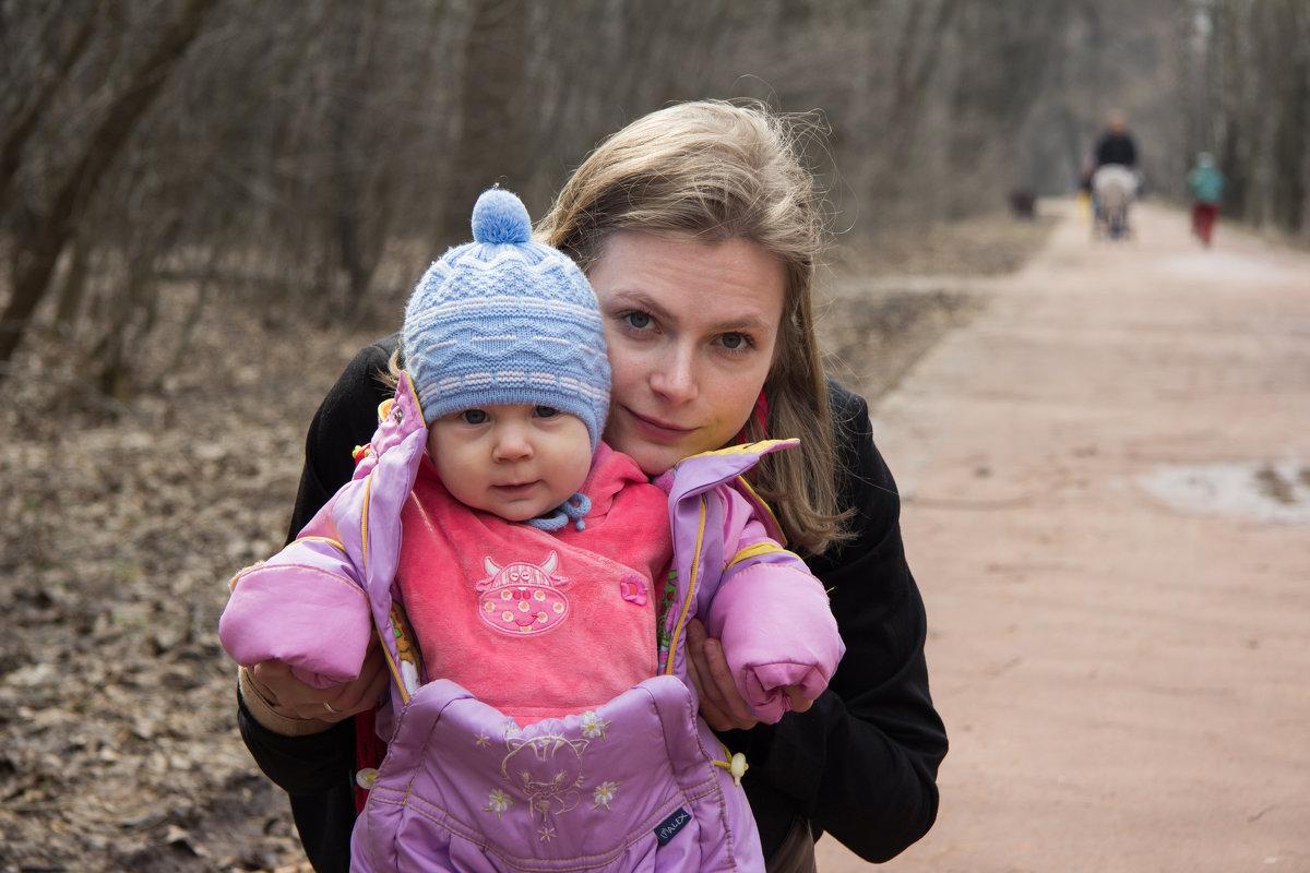 Материнская любовь - Елена Трубникова