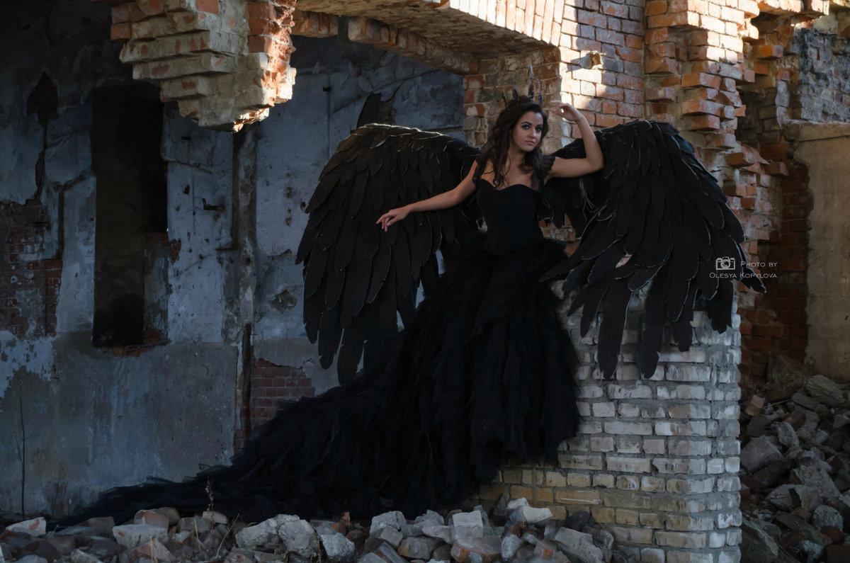 black bird - Olesya