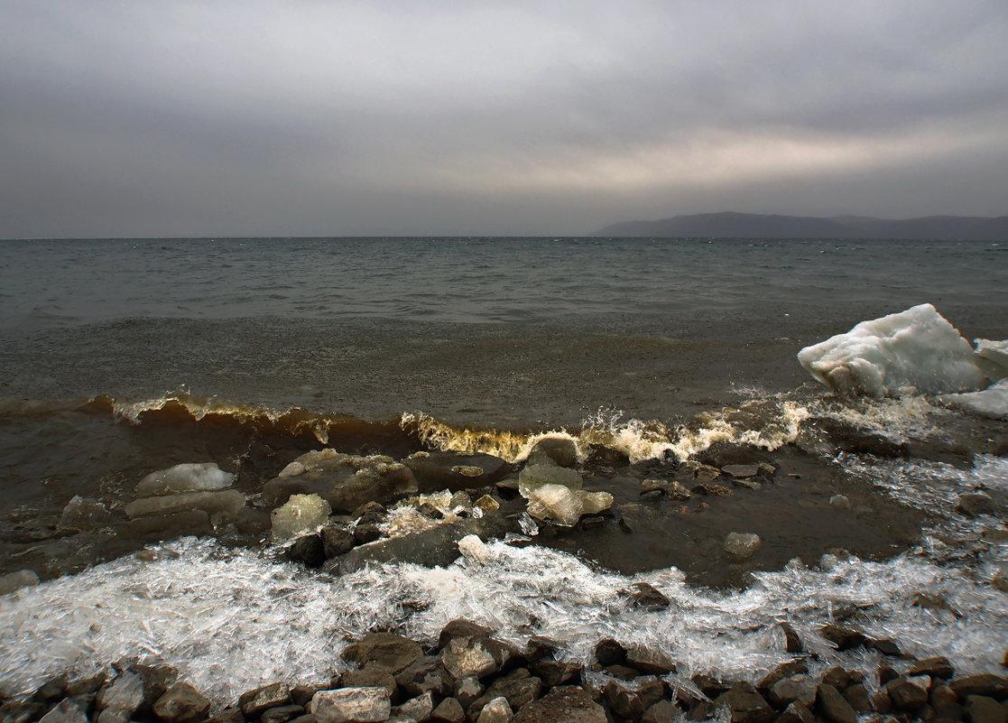 Зима прошла, Байкал проснулся... - Александр Попов