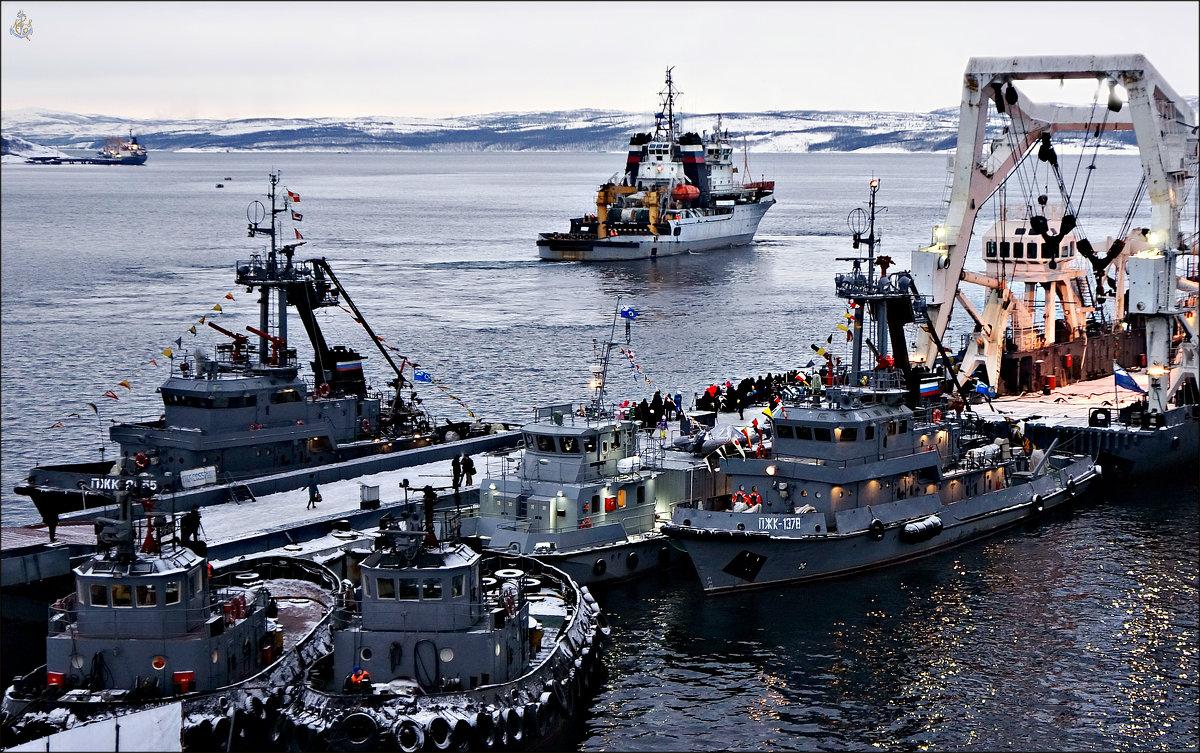Последний кабельтов боевого похода - Кай-8 (Ярослав) Забелин