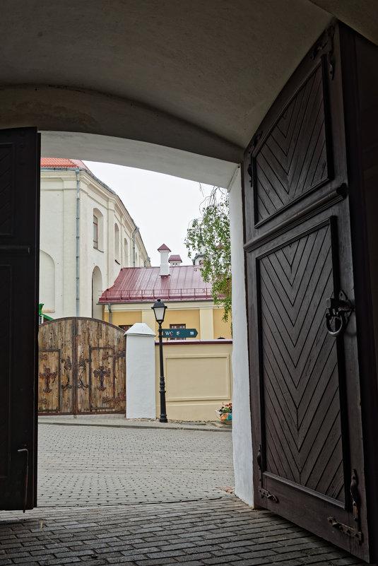 Ворота - Павел Сущёнок