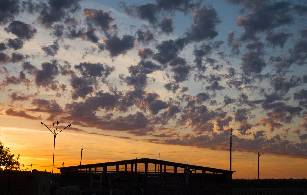 Облака на закате - Алиса *****