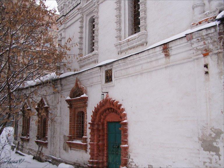 ц Михаила и Федора Черниговских 1675 - Анна Воробьева