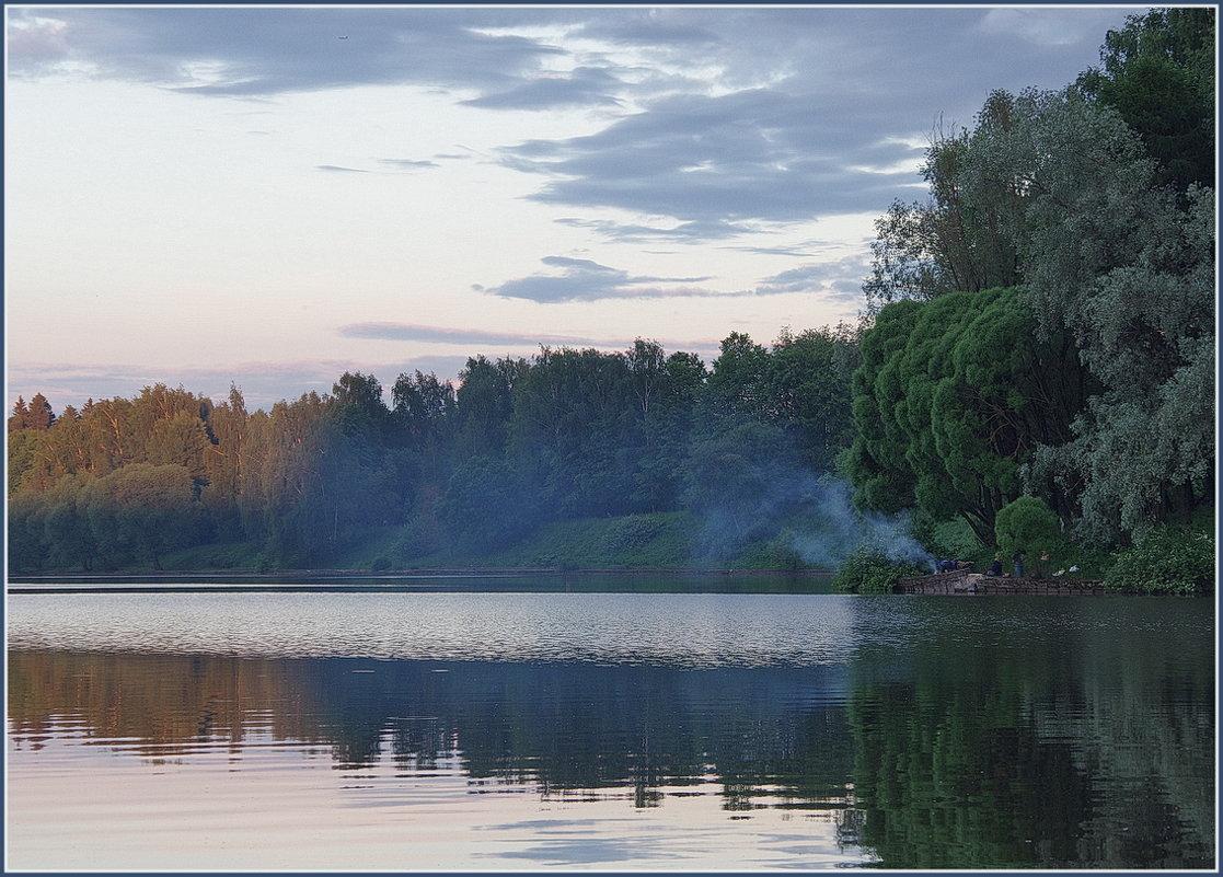 Вечер. Smoke on the water... - Николай Панов