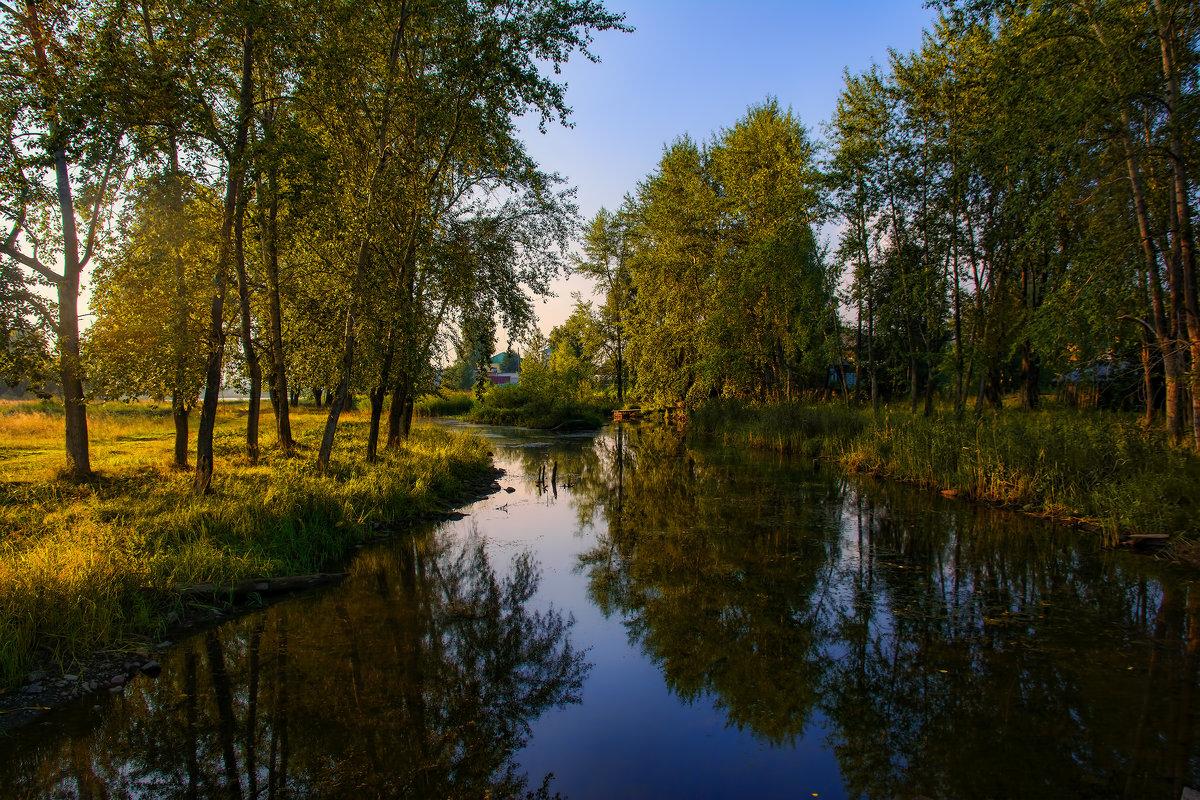 Теплый вечер - vladimir