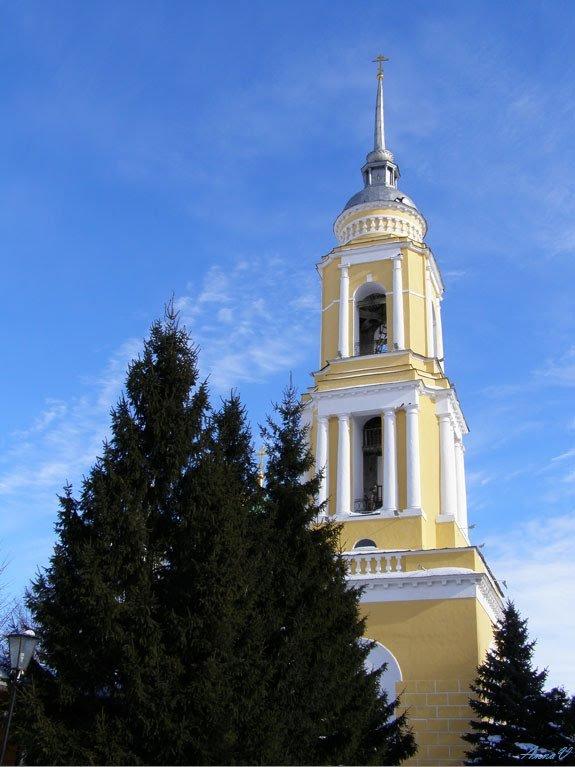 Колокольня - Анна Воробьева