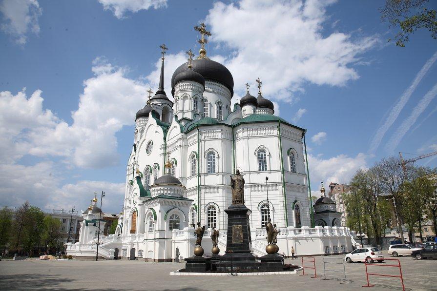 Благовещенский кафедральный собор (г воронеж)