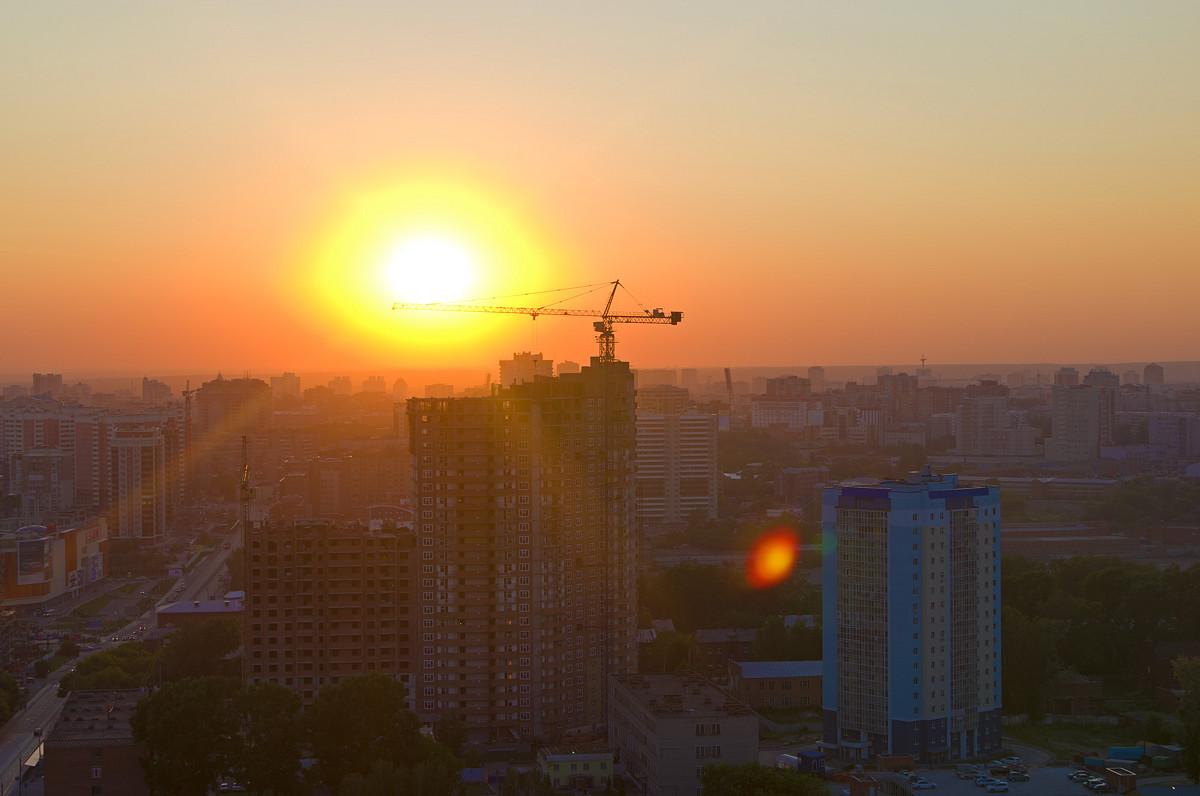 Новосибирск - Антон Ильяшенко