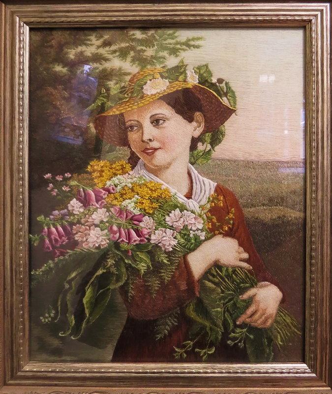 Ирина сумарокова вышивка 1