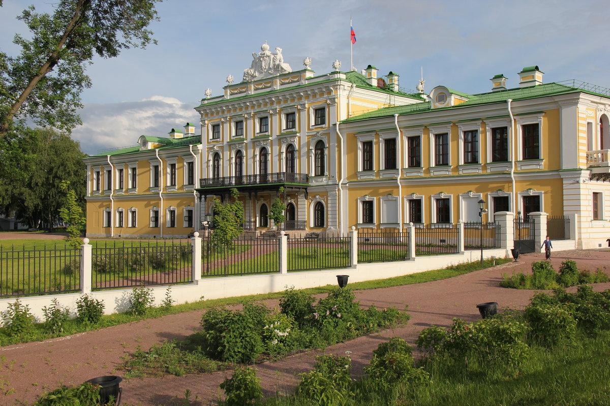 Путевой дворец в Твери - Андрей Козов