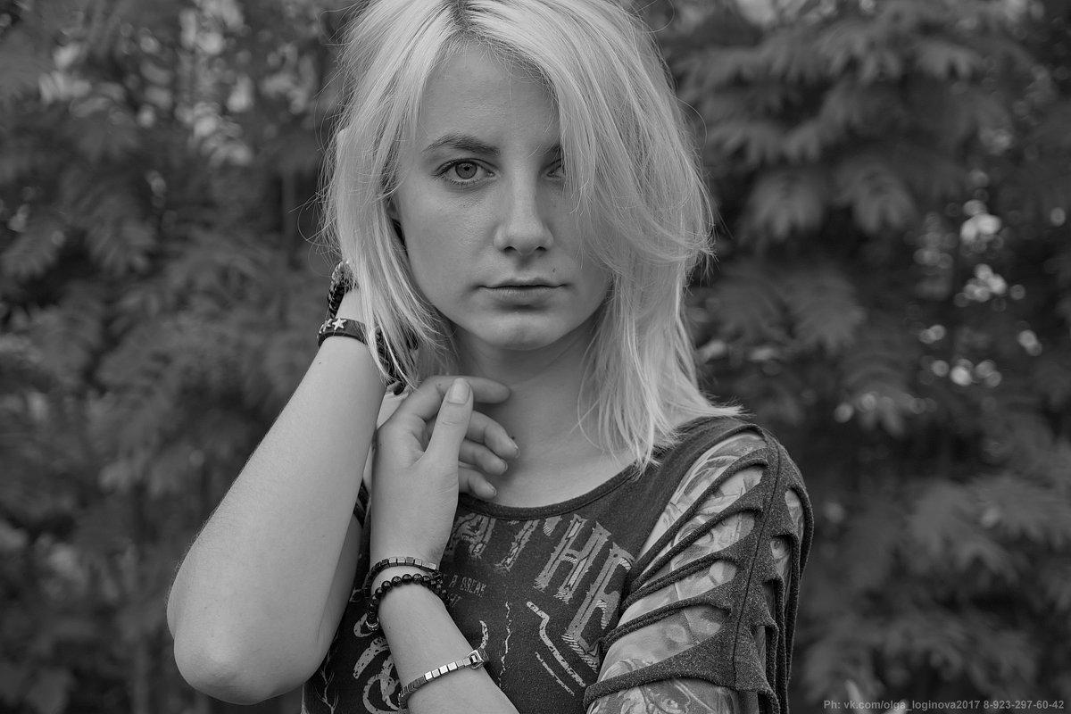 - - Ольга Логинова