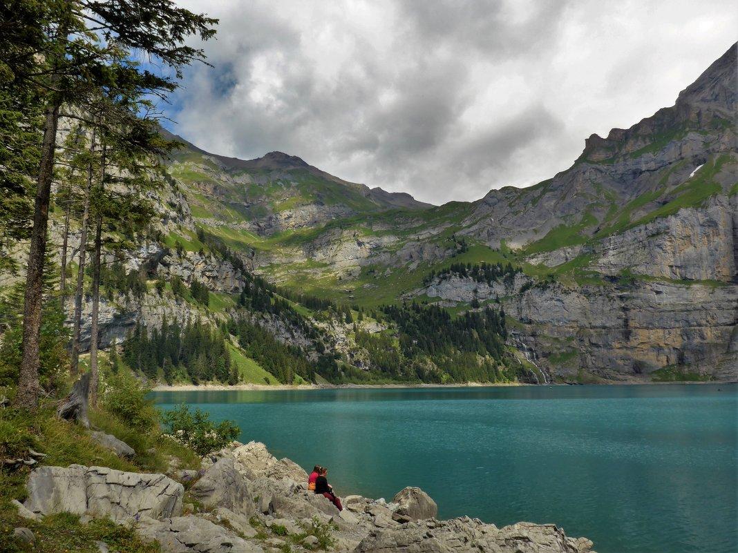 У горного озера - Nata_li В.