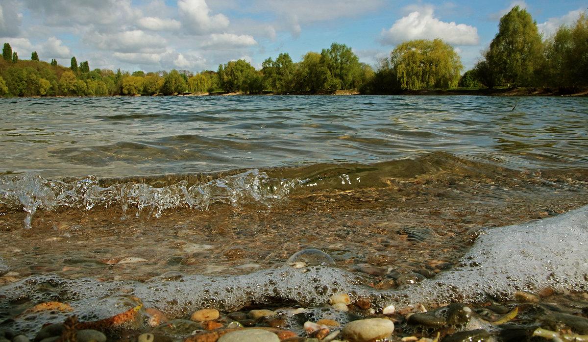 Озеро в апреле - Alexander Andronik
