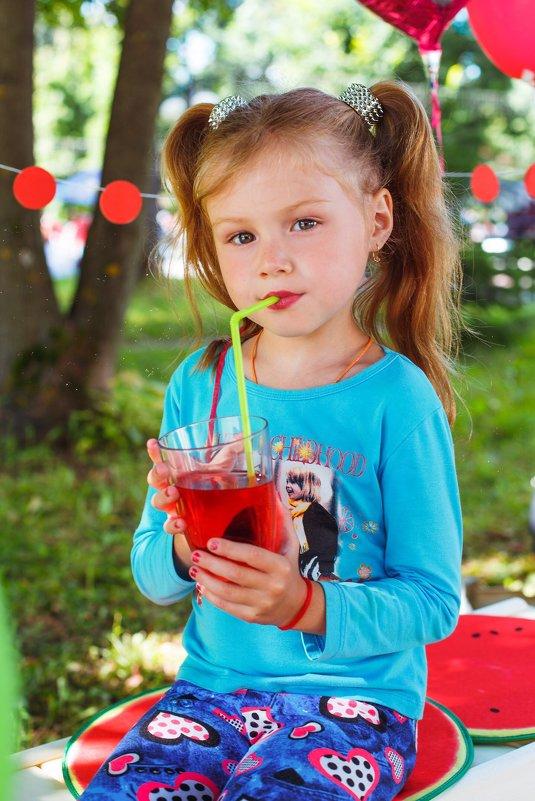 Юная модель  - Олеся Вагизова