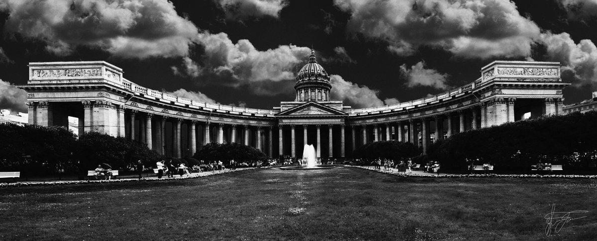 Казанский собор - Тихон Звягин