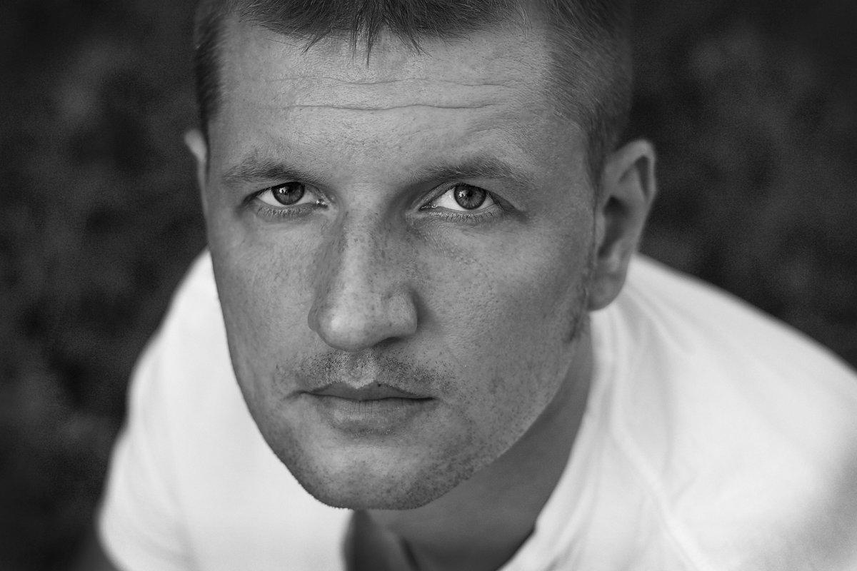 мужской портрет - Ольга Горюнова