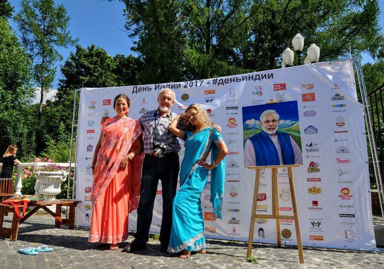 День Индии в Сокольниках - Анатолий Колосов