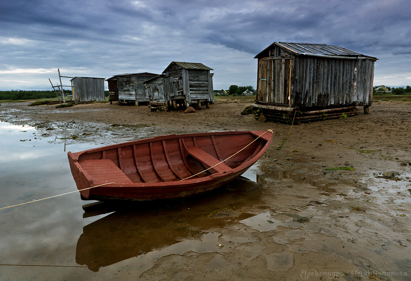 евгения зарицкая-белая лодка