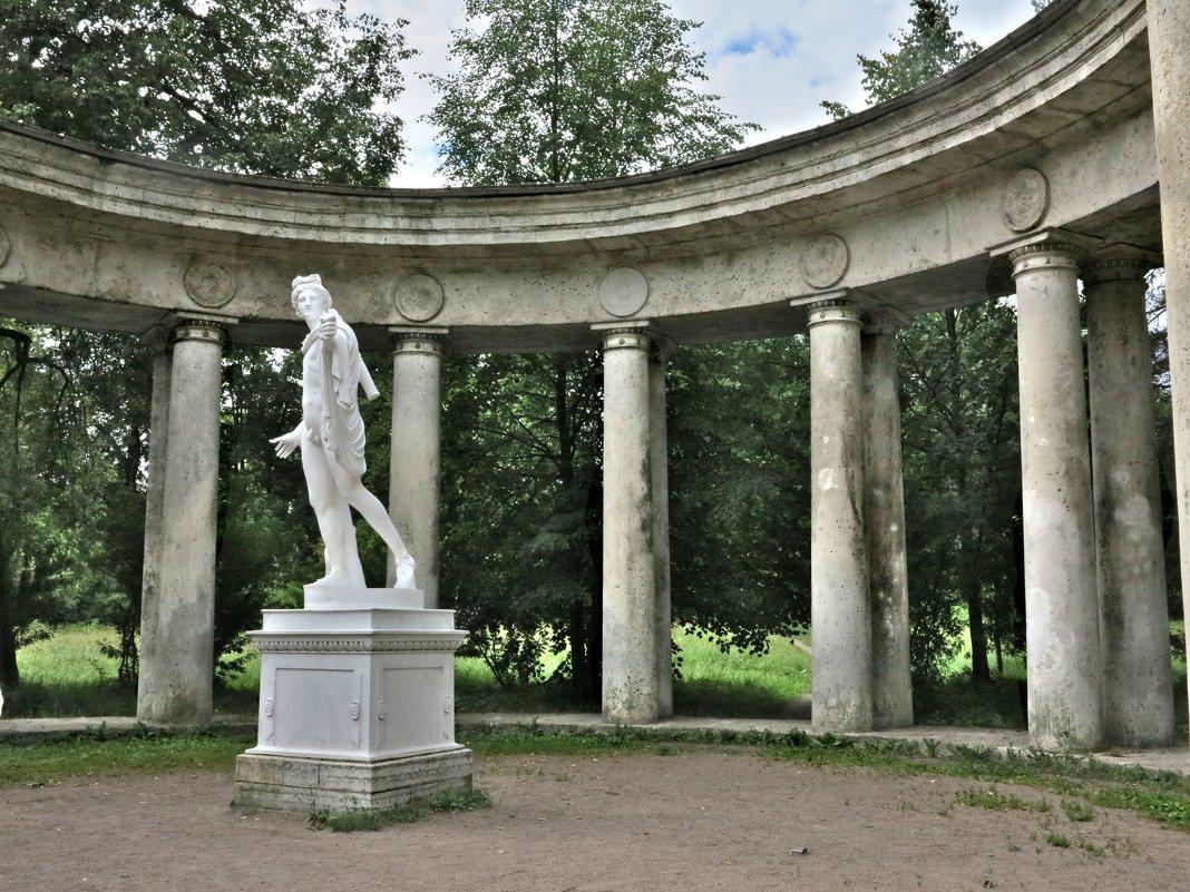 Павловский парк - Наталья