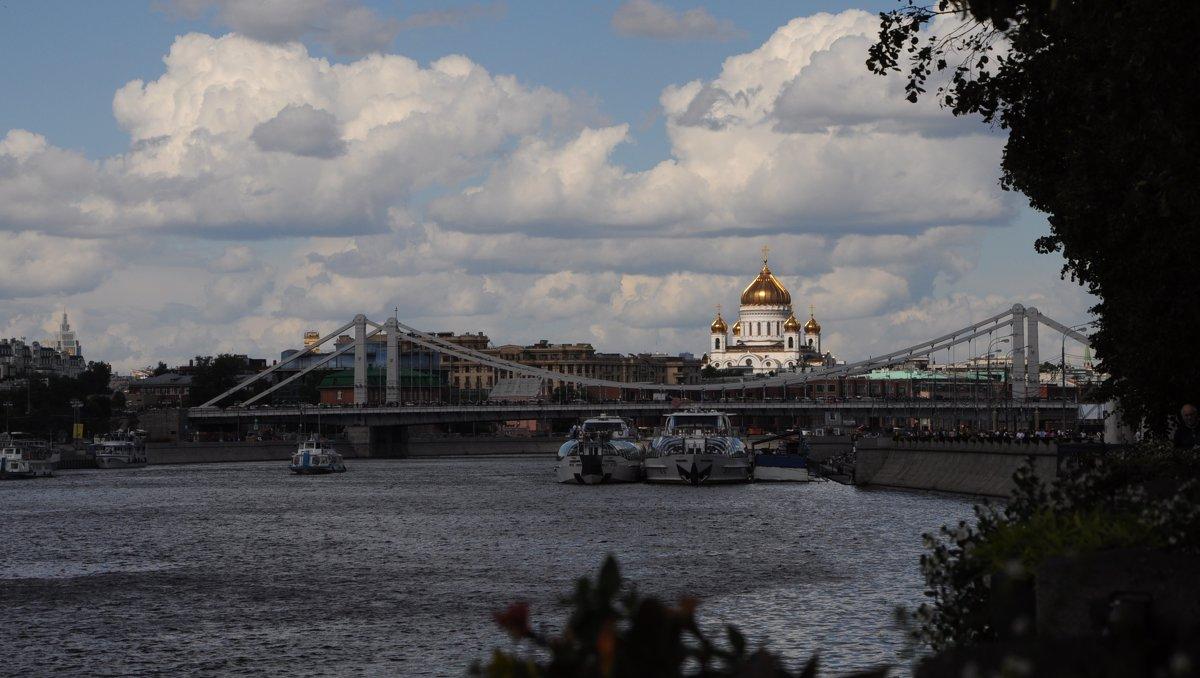 Москва любимая. - Ирина Лебедева