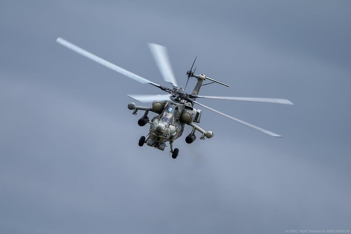 Ми-28Н - Павел Myth Буканов