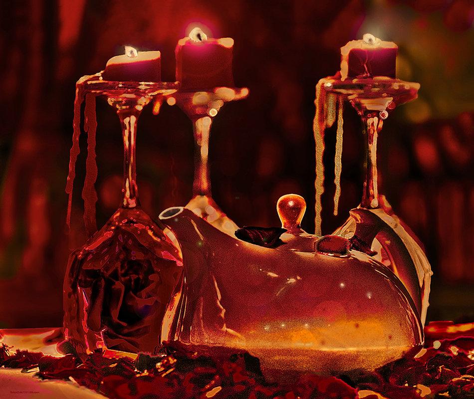 «Сгорая плачут свечи...»2 - Shmual & Vika Retro