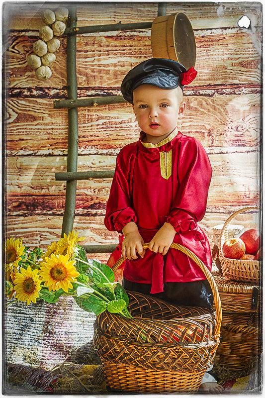 Деревенские зарисовки - Любовь Борисова