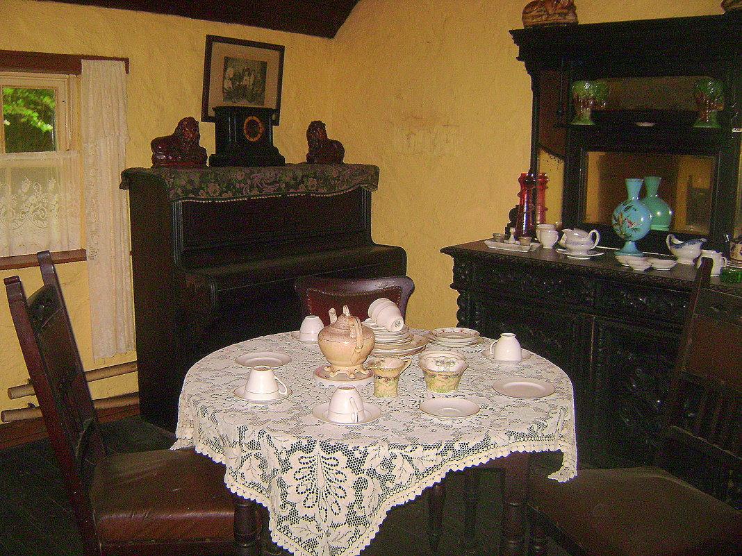 В старом ирландском доме - Марина Домосилецкая