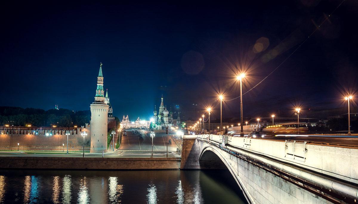 Каменный мост. Москва - Наталья Алексеева