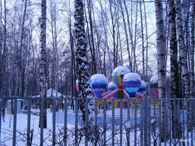 Святочная прогулка... - Анна Воробьева