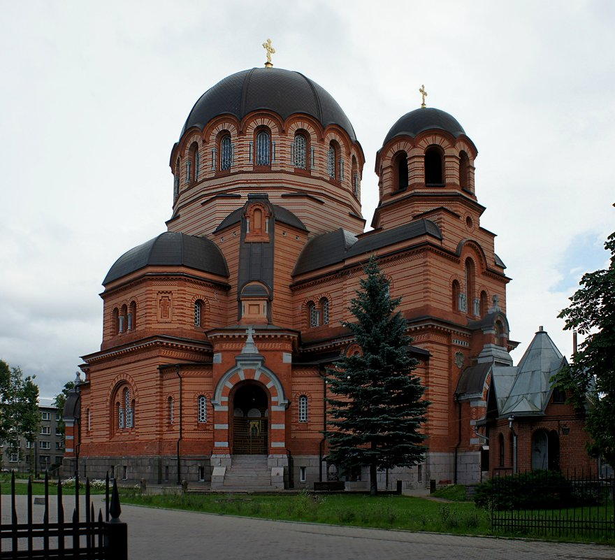 Нарвский Воскресенский кафедральный собор - Елена Павлова (Смолова)