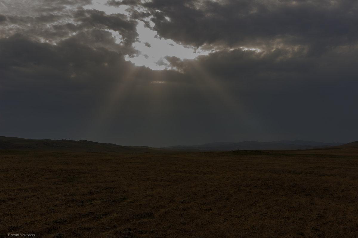 в горах Дагестана - Елена Маковоз