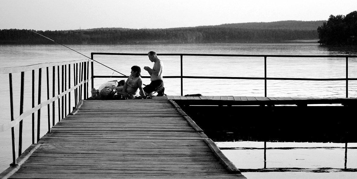 Вечерняя Рыбалка.... - Дмитрий Петренко