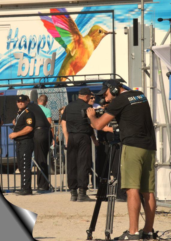 злой полицейский,который не хочет быть грузчиком - Роза Бара