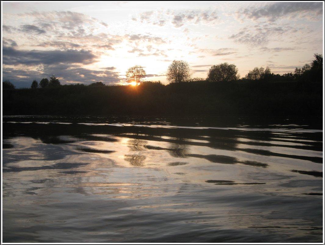 Закат на Чепце - muh5257