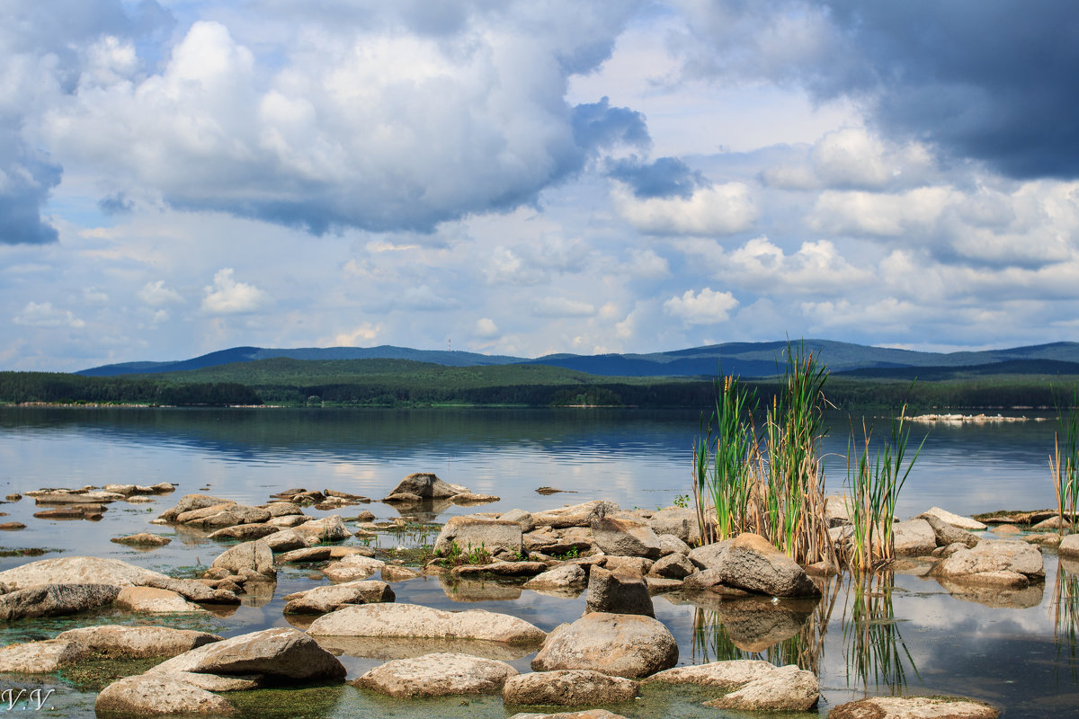 Озеро Кисегач - Вячеслав Васильевич Болякин