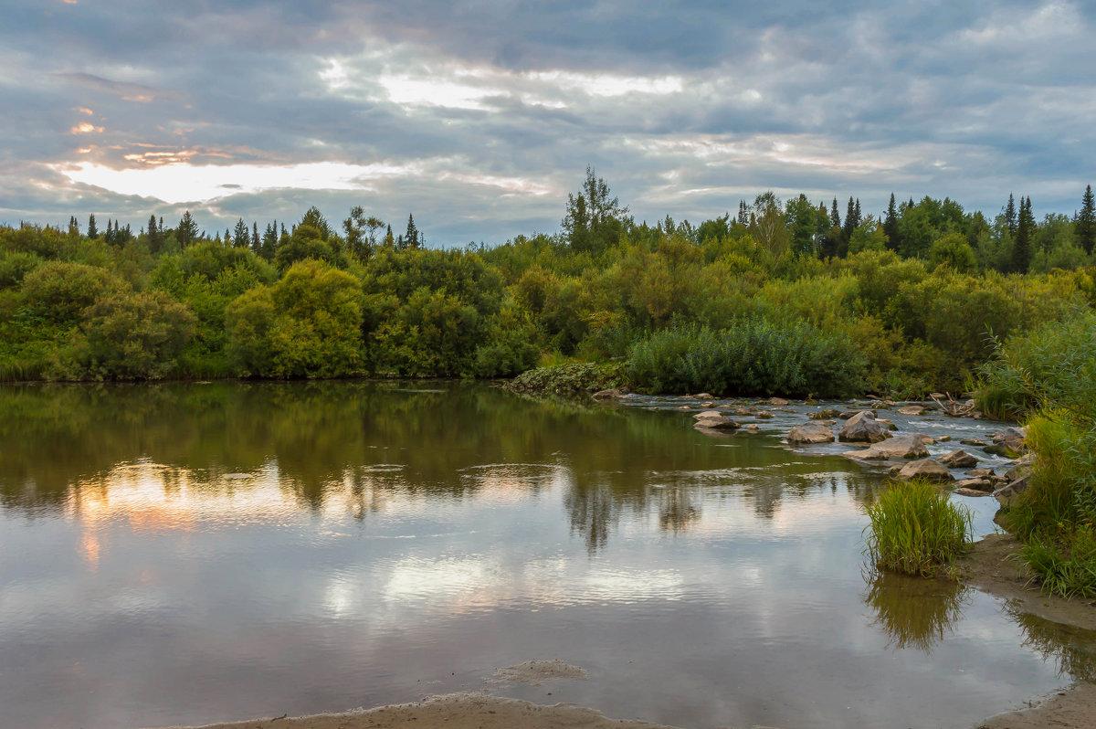 Сибирская река - Владимир Деньгуб