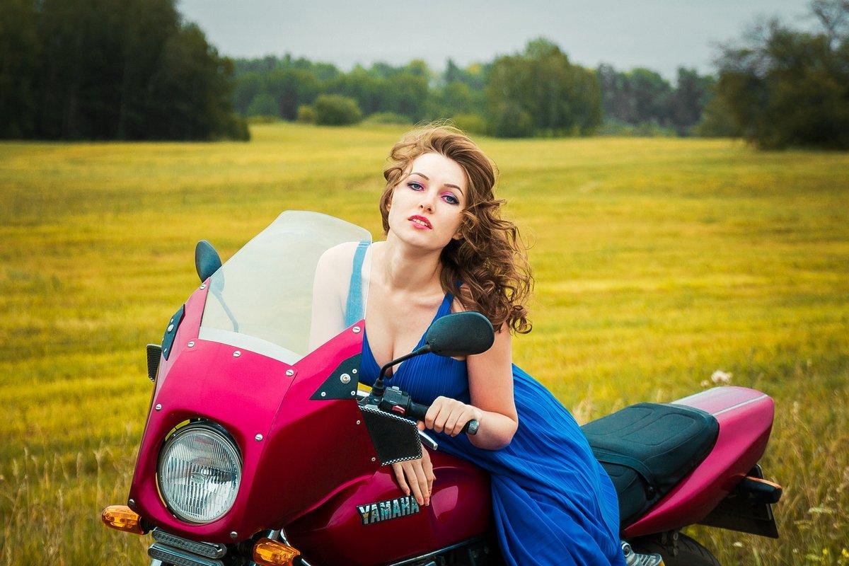 Кристина мото-леди 3 - Роман